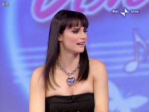 Lorena Bianchetti dans DomeniÇa in - 01/03/09 - 09