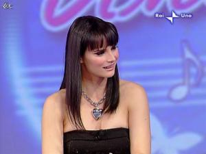 Lorena Bianchetti dans DomeniÇa in - 01/03/09 - 10