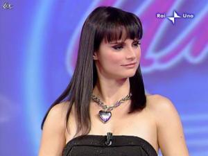 Lorena Bianchetti dans DomeniÇa in - 01/03/09 - 11