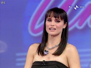 Lorena Bianchetti dans DomeniÇa in - 01/03/09 - 12