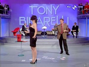 Lorena Bianchetti dans DomeniÇa in - 01/03/09 - 15