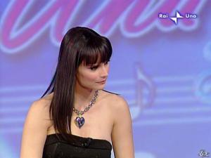 Lorena Bianchetti dans DomeniÇa in - 01/03/09 - 20