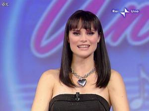 Lorena Bianchetti dans DomeniÇa in - 01/03/09 - 22