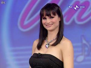 Lorena Bianchetti dans DomeniÇa in - 01/03/09 - 23