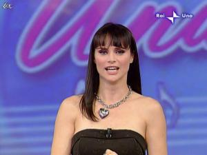 Lorena Bianchetti dans DomeniÇa in - 01/03/09 - 24