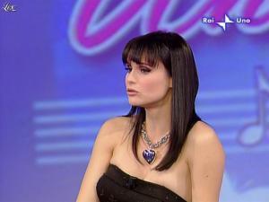Lorena Bianchetti dans DomeniÇa in - 01/03/09 - 27