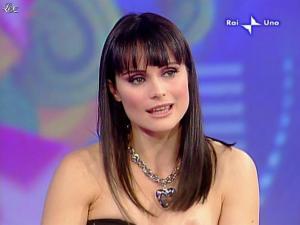 Lorena Bianchetti dans DomeniÇa in - 01/03/09 - 28