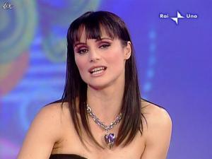 Lorena Bianchetti dans DomeniÇa in - 01/03/09 - 33
