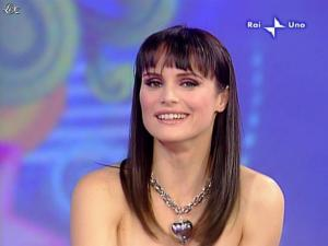 Lorena Bianchetti dans Domenica in - 01/03/09 - 37