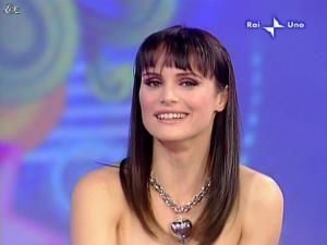 Lorena Bianchetti dans DomeniÇa in - 01/03/09 - 37