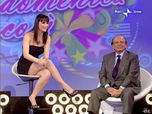 Lorena Bianchetti dans DomeniÇa in - 01/03/09 - 44