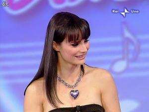 Lorena Bianchetti dans DomeniÇa in - 01/03/09 - 49