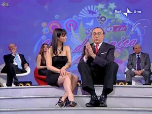Lorena Bianchetti dans DomeniÇa in - 01/03/09 - 60