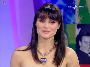 Lorena Bianchetti dans DomeniÇa in - 01/03/09 - 64