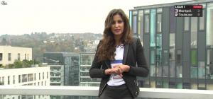 Malika Ménard dans l'Equipe 21 - 23/11/14 - 09