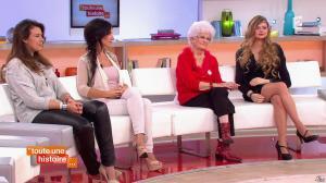 Marion Bartoli et Fabienne Carat dans Toute une Histoire - 23/10/14 - 01