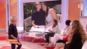 Marion Bartoli et Fabienne Carat dans Toute une Histoire - 23/10/14 - 03
