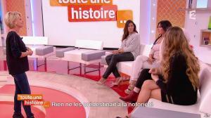 Marion Bartoli et Fabienne Carat dans Toute une Histoire - 23/10/14 - 17