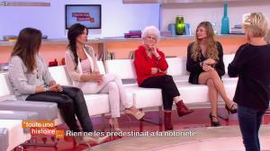 Marion Bartoli et Fabienne Carat dans Toute une Histoire - 23/10/14 - 21