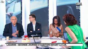 Nathalie Iannetta et Kady Adoum-Douass dans la Matinale - 24/05/13 - 11