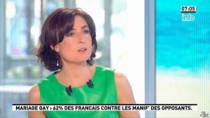 Nathalie Iannetta dans la Matinale - 24/05/13 - 05