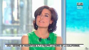 Nathalie Iannetta dans la Matinale - 24/05/13 - 07