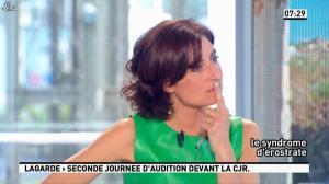 Nathalie Iannetta dans la Matinale - 24/05/13 - 08