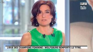 Nathalie Iannetta dans la Matinale - 24/05/13 - 14
