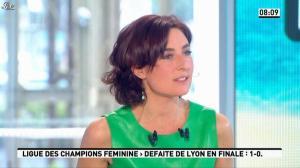 Nathalie Iannetta dans la Matinale - 24/05/13 - 17