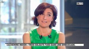 Nathalie Iannetta dans la Matinale - 24/05/13 - 18