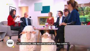 Valérie Durier et Farida Foodista dans la Quotidienne - 16/10/14 - 20
