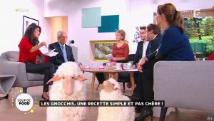 Valérie Durier et Farida Foodista dans la Quotidienne - 16/10/14 - 21