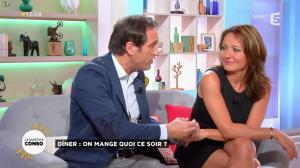 Valérie Durier dans la Quotidienne - 03/11/14 - 11