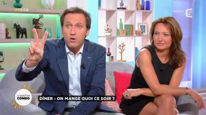 Valérie Durier dans la Quotidienne - 03/11/14 - 12
