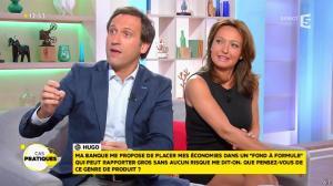 Valérie Durier dans la Quotidienne - 03/11/14 - 17