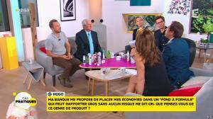 Valérie Durier dans la Quotidienne - 03/11/14 - 18