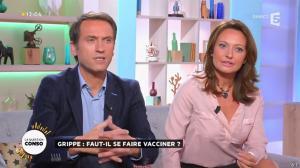 Valérie Durier dans la Quotidienne - 06/11/14 - 02