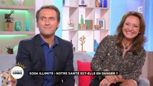 Valérie Durier dans la Quotidienne - 07/11/14 - 05