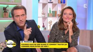 Valérie Durier dans la Quotidienne - 07/11/14 - 08