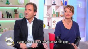 Valérie Durier dans la Quotidienne - 16/10/14 - 03
