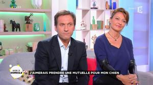 Valérie Durier dans la Quotidienne - 16/10/14 - 06