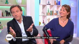 Valérie Durier dans la Quotidienne - 16/10/14 - 07