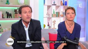 Valérie Durier dans la Quotidienne - 16/10/14 - 10