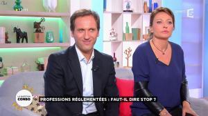 Valérie Durier dans la Quotidienne - 16/10/14 - 11