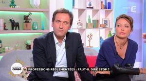 Valérie Durier dans la Quotidienne - 16/10/14 - 12