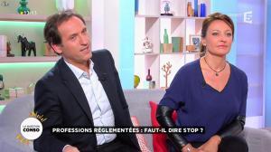 Valérie Durier dans la Quotidienne - 16/10/14 - 13