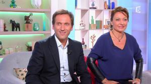 Valérie Durier dans la Quotidienne - 16/10/14 - 14