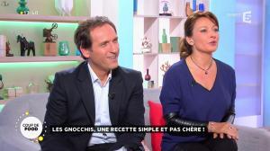 Valérie Durier dans la Quotidienne - 16/10/14 - 16