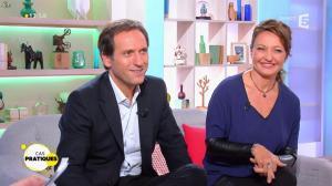 Valérie Durier dans la Quotidienne - 16/10/14 - 24