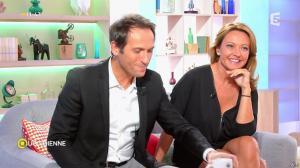 Valérie Durier dans la Quotidienne - 22/09/14 - 01